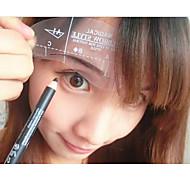 billiga Sminktillbehör-Ögonbrynsstencil Smink 24 pcs Silikon Övrigt Kosmetisk Skötselprodukter