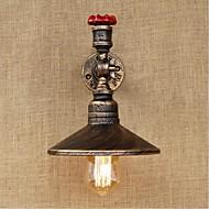 220-240 40 e27 bg147 rustiek / lodge schilderij functie voor lamp includedambient lichte muur schansen wandlamp
