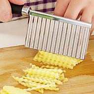 1 クリエイティブキッチンガジェット / 多機能 / 高品質 野菜みじん切り器 ステンレス鋼 / プラスチック クリエイティブキッチンガジェット / 多機能 / 高品質