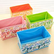 Organizadores de Bijuteria / Caixas de Jóias / Organizadores de Secretária Têxtil com # , Característica é Shopping , Para Tecido