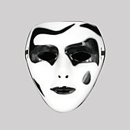 1pc ghost danspas masker voor Halloween kostuum partij