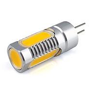 baratos Luzes LED de Dois Pinos-100-150lm G4 Luminárias de LED  Duplo-Pin 5 Contas LED COB Branco Quente Branco Frio 12V