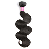 Emberi haj Brazil haj Az emberi haj sző Hullámos haj Póthajak 1 darab Fekete
