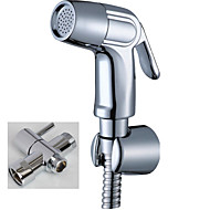 Hand Held Bidet Spray Toilet Shattaf Plumbing Kit