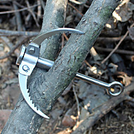cheap Camping Tools, Carabiners & Ropes-Buckle Saws Hiking Camping Outdoor Stainless Steel