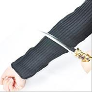 1 זוג גבוה חיתוך שומר זרוע הגנה עצמית חיצוני נגד שרוולי בטיחות מגן לחתוך עמידים שרוול כפף לחתוך בסכין זכוכית