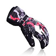 Skihandschoenen Lange Vinger Kinderen Unisex Activiteit/Sport Handschoenen Houd Warm Winddicht Skiën NylonWinter Handschoenen