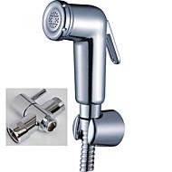fürdőszoba bidé higiéniai zuhany kit spray-chrome toliet