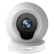 ithink® q2 trådløse IP kameraer babymonitor 720p hd p2p videoovervåking nattsyn bevegelsesvarsling
