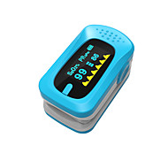 cheap Personal Care Electronics-Ying Shi Finger Pulse Oximeters Manual LCD Display with  Voice / Memory Storage Battery White / Red / Green / Blue / Orange