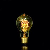 bofa a19 40w antikk edison silke ball boble lampe edison glødelampe ac85v-265v