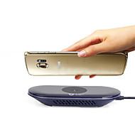 Přenosná nabíječka / Bezdrátová nabíječka Nabíječka USB US zásuvka Bezdrátová nabíječka / Rychlé nabíjení / Nabíjecí sada 1 USD port 1.5 A