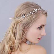 Στρας Κεφαλές / Καλύμματα Κεφαλής με Φλοράλ 1pc Γάμου / Ειδική Περίσταση Headpiece