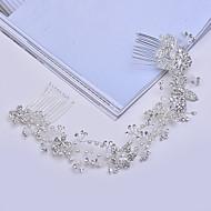 Perla Artificial / Legierung Diademas / Peines de pelo con 1 Boda / Ocasión especial / Casual Celada