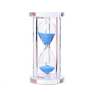 Timeglass Leketøy Sylinder-formet Gutt Jente 1 Deler