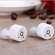 litbest x1t i-øret ørepropper hodetelefon elskere trådløse hodetelefoner bluetooth 4,2 hifi cvc6.0 stereo med mikrofon hodesett