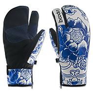 Ski Handschoenen Lange Vinger Dames / Heren Activiteit/Sport HandschoenenHoud Warm / Anti-Slip / Waterbestendig / Winddicht /