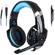 60 USB / Audio i video Slušalice Za PC / Sony PS4 / PS4 Noviteti Slušalice PU koža / plastika / PVC jedinica 220cm Žičano