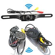 Sustav pomoći za parkiranje bežični automobil Stražnja kamera auto ir CCD hd osvrtnog preokrenuti univerzalna backup fotoaparat