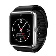 tanie Inteligentne zegarki-Inteligentny zegarek GPS Ekran dotykowy Krokomierze Video Kamera/aparat Odbieranie bez użycia rąk Dźwięk Sportowy Rejestrator aktywności