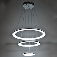 Χαμηλού Κόστους Σε απόθεμα-Κρεμαστά Φωτιστικά Ατμοσφαιρικός Φωτισμός - Κρυστάλλινο, LED, 110-120 V / 220-240 V, Θερμό Λευκό / Ψυχρό λευκό, Περιλαμβάνεται η πηγή