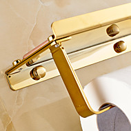 cheap Gold Series-Toilet Paper Holder Contemporary Brass 1 pc - Hotel bath