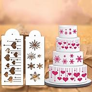 billige Bakeredskap-Dekorasjonsverktøy Sjokolade Kake Annen Plast GDS Høy kvalitet
