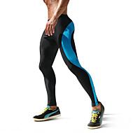 baratos Roupas Esportivas-Homens Leggings de Corrida Camiseta Segunda Pele Leggings de Ginástica Secagem Rápida Alta Respirabilidade (>15,001g) Respirável Redutor