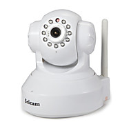 Sricam 1.0 MP Indoor with IR-suodatin 128G(Day Night Motion Detection Remote Access Wi-Fi Protected Setup Plug and play) IP Camera