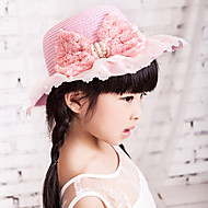 Chapeaux & Bonnets Eté Coton Bleu Rose Blanc Filles