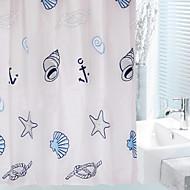 新古典主義 PEVA 180 * 180  -  高品質 シャワー用カーテン