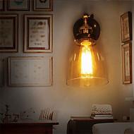 billige Vegglamper-AC 110-130 AC 220-240 60 E26/E27 Rustikk/ Hytte Maleri Trekk for Mini Stil,Atmosfærelys Vegglampe