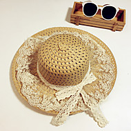 cheap Kids' Accessories-Girls' Hats & Caps, Summer Cotton Khaki