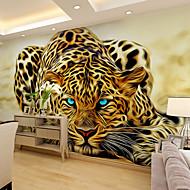 Art Deco 3D Tapete Für Privatanwender Klassisch Wandverkleidung , Leinwand Stoff Klebstoff erforderlich Wandgemälde ,