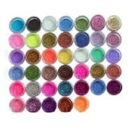 Χαμηλού Κόστους Νυχιών-45pcs Nail Art Διακόσμηση rhinestone Μαργαριτάρια μακιγιάζ Καλλυντικά Σχεδιασμός νυχιών Τέχνης