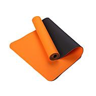 Yogamatte Lugtfri Miljøvennlig 10 mm til