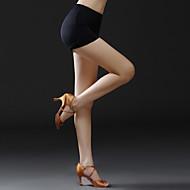 billiga Danskläder och dansskor-Latinamerikansk dans Underdelar Dam Träning Viskos Naturlig Shorts