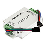 billige Lampesokler og kontakter-KWB 1 stk E27 til E27 GX8.5 RGB-kontroller Aluminium