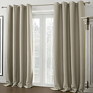 "cheap -Custom Made Blackout Blackout Curtains Drapes Two Panels 2*(42W×96""L) / Living Room"