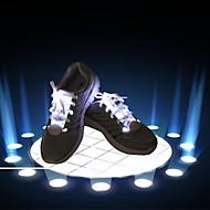 お買い得  靴ひも-2本 プラスチック 靴紐 女性用 オールシーズン カジュアル グリーン / ブルー / ピンク