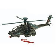 ieftine Toy Helicopters-Jucarii Μοντέλα και κιτ δόμησης Elicopter Jucarii Novelty Elicopter Plastic MetalPistol ABS Clasic & Fără Vârstă Șic & Modern 1 Bucăți