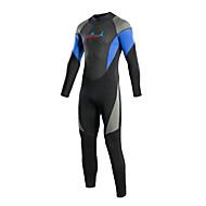 Bluedive Pentru femei Bărbați 3mm Neopren Întreg Keep Warm Uscare rapidă YKK Fermoar Compresie Corp Plin Nylon Neopren Diving SuitManșon