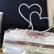 Dekorasjonsverktøy Hjerte For Kake Metall Høy kvalitet