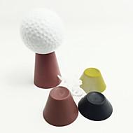 Tee de Golfe Mini Macia Durável para Golfe - 4pçs