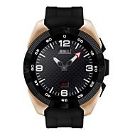 tanie Inteligentne zegarki-Inteligentny zegarek Długi czas czuwania Krokomierze Sportowy Pulsometr Śledzenie odległości Wielofunkcyjne Informacje Obsługa wiadomości