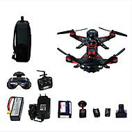 Drone Walkera Runner250(R) 6CH 3 Akse Med kamera Styr Kamera GPS Posisjonering Med kameraFjernstyrt Quadkopter Fjernkontroll Kamera
