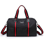 Unisex Bags All Seasons Oxford Cloth Travel Bag for Casual Sports Formal Outdoor Office & Career Black