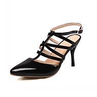 Žene Cipele Sintetika Umjetna koža PU Proljeće Ljeto Udobne cipele Inovativne cipele Cipele na petu Hodanje Stiletto potpetica Krakova Toe