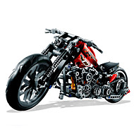 ieftine Toy Motociclete-Lego / Toy Motociclete 374pcs Mașină / Moto Novelty Clasic & Fără Vârstă Motocicletă Băieți Cadou