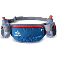 L Waist Bag/Waistpack Belt Pouch/Belt Bag for Leisure Sports Cycling/Bike Jogging Camping & Hiking Fitness Traveling Running Sports Bag